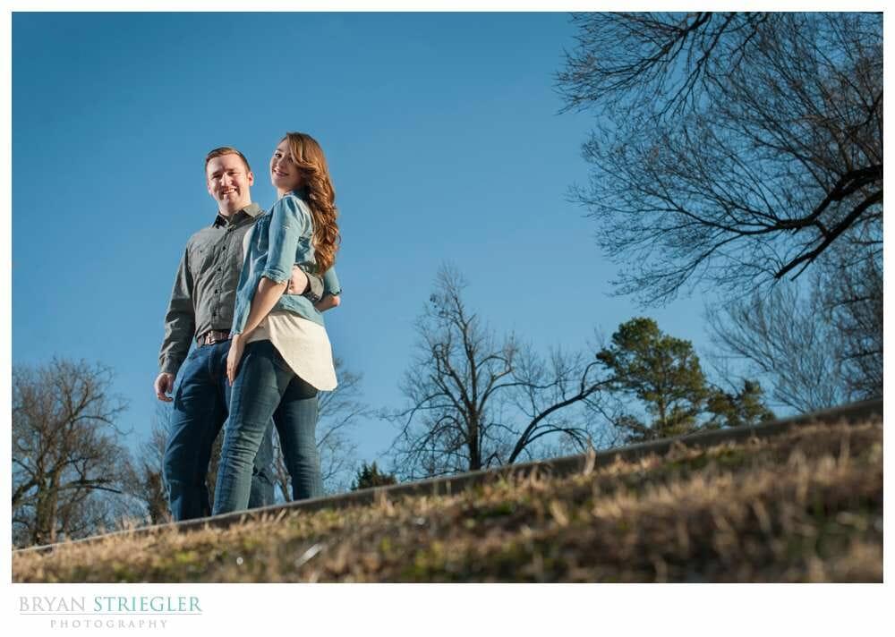 Profoto Acute B for Weddings engagement photo