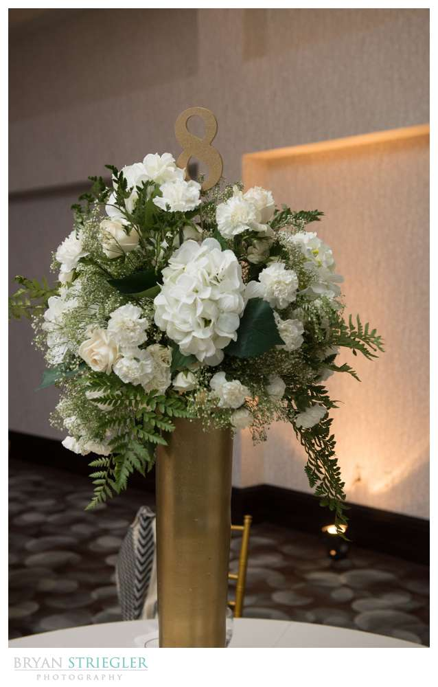 Fayetteville Wedding Photographer flowers