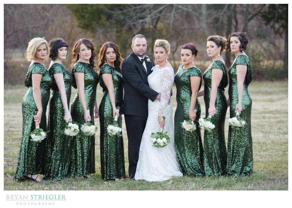 Fayetteville Wedding Photographer serious face
