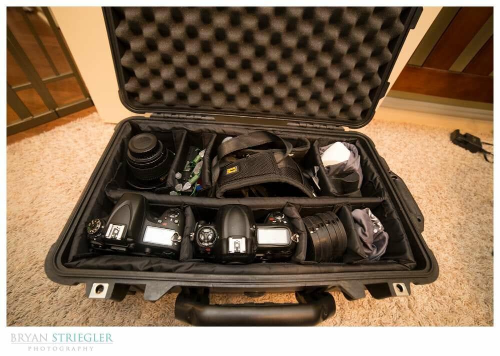 Pelican 1510 Case Review open view