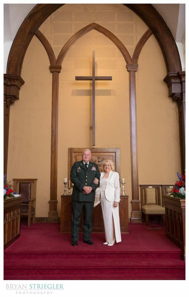 Rick and Sydney's Fayetteville Wedding