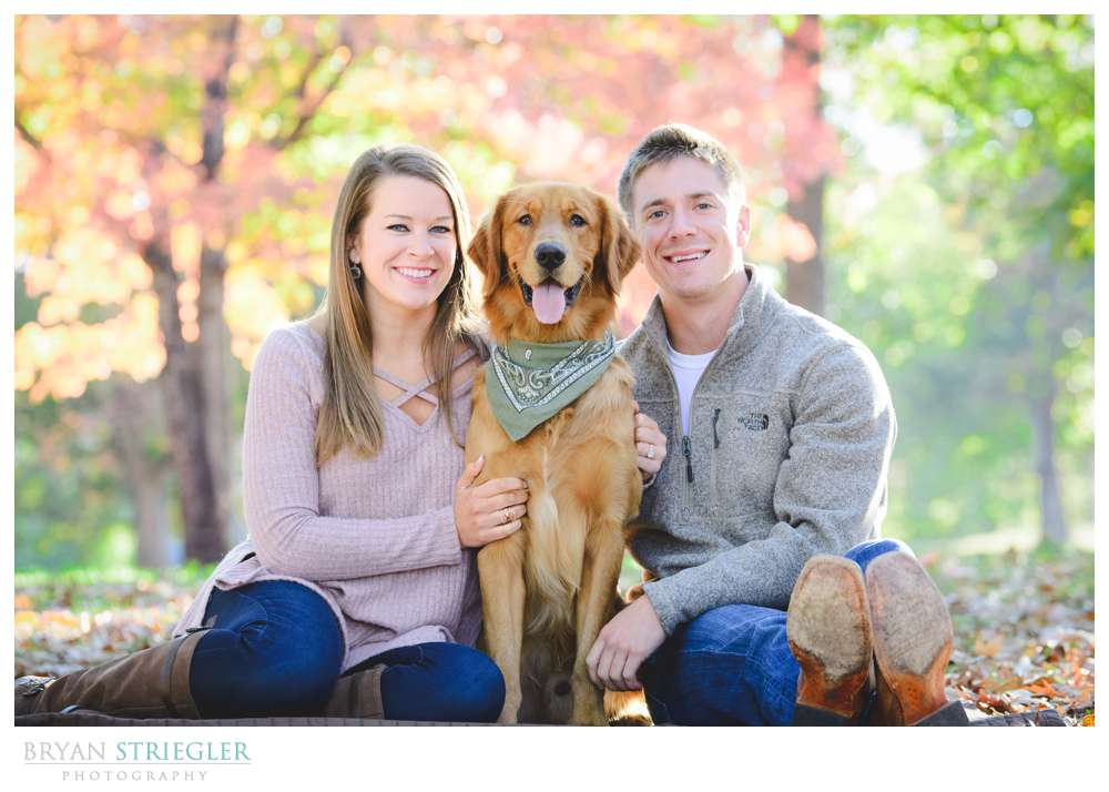 Prairie Grove Engagement Photos