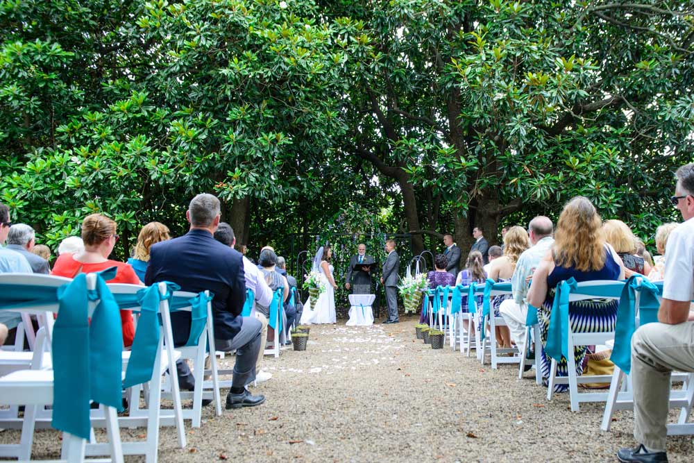 Magnolia Gardens Wedding Venue