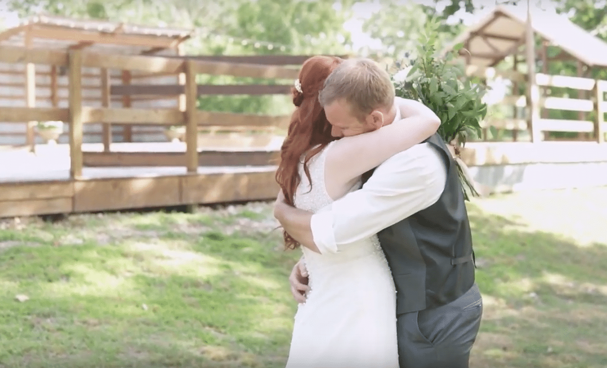 wedding film at the Barn at the Springs